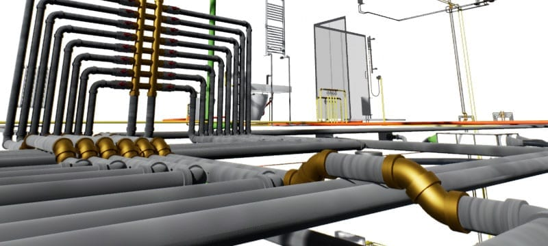 Conception des installations | Edificius | ACCA software