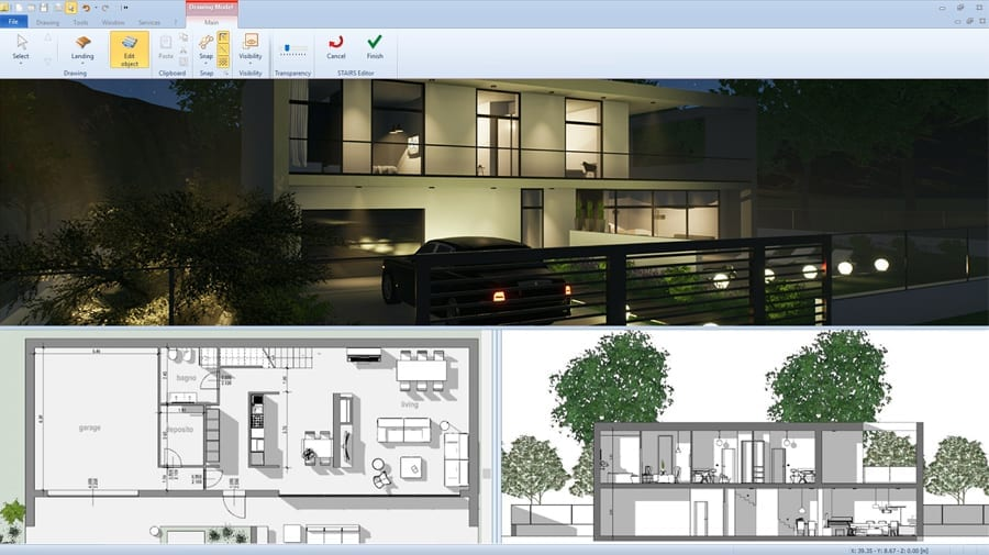 BIM-Software für Architektur | Edificius | ACCA software