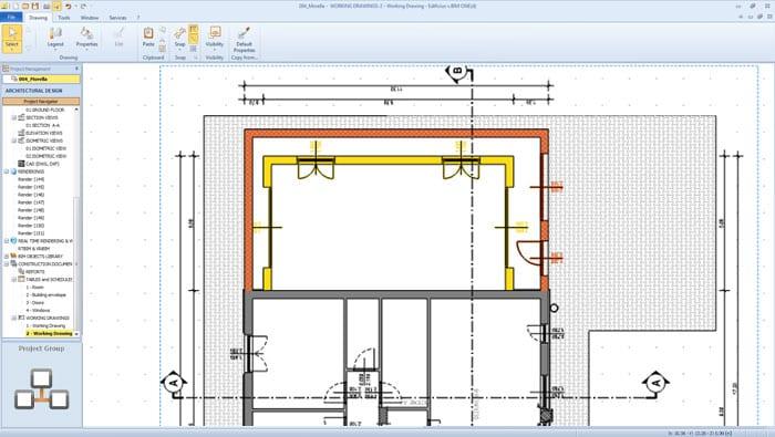 Video Planta Demolição e Construção | Edificius | ACCA software