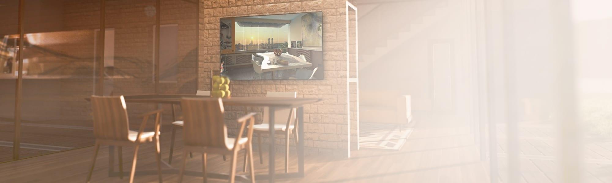 Analysez l'éclairage des espaces et des pièces | Edificius | ACCA software