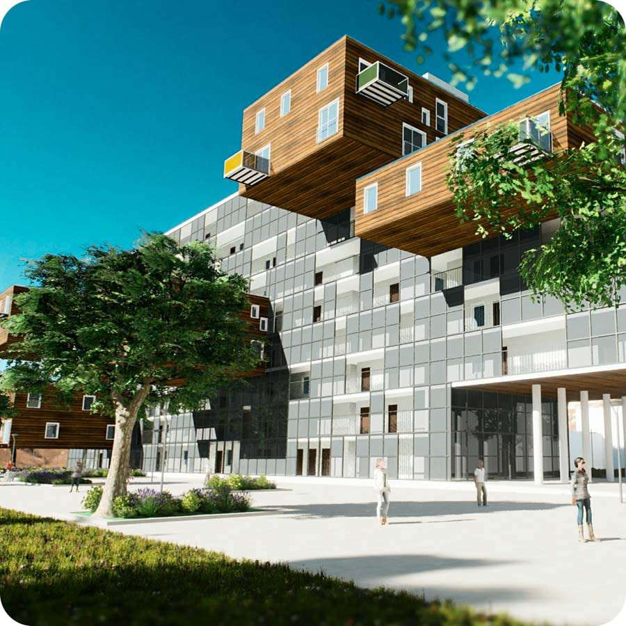 Real Time 3D rendering | Edificius+RTBIM | ACCA Software