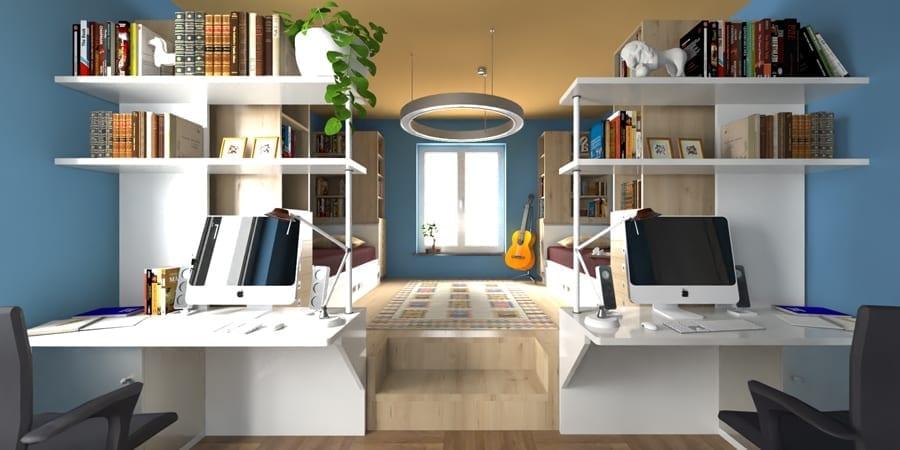 Apresentação renders design interiores | Edificius | ACCA software