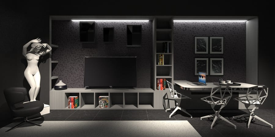 Logiciel professionnel architecture interieur | Edificius | ACCA software