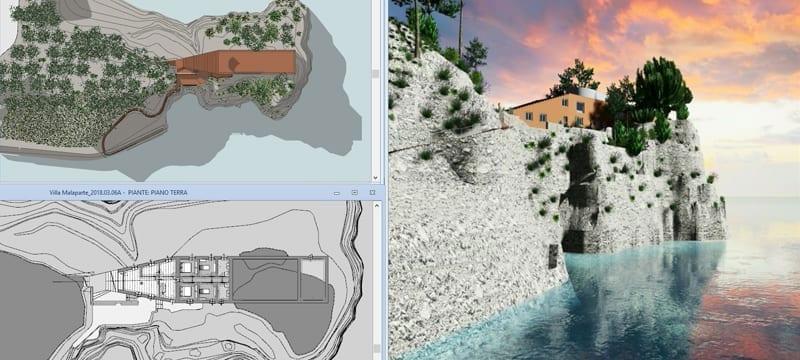 Modélisation du terrain | Edificius | ACCA software