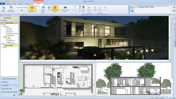 Architectural BIM | Edificius | ACCA software