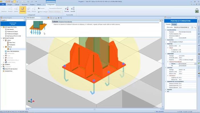 Video Programa cálculo estructuras metálicas | EdiLus STEEL | ACCA software