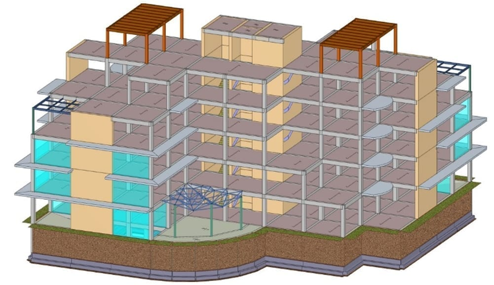 3D - Diseño estructural | ACCA software
