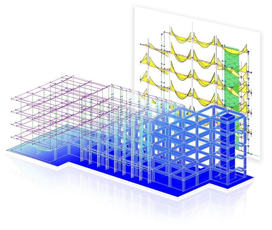 Solveur par éléments finis intégré | ACCA Software