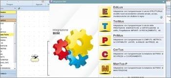 Intégration avec Edificius | EdiLus | ACCA software