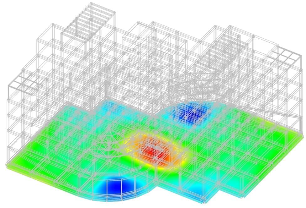 Diseño de cimentaciones a través de investigaciones de tensiones generadas en terreno por efecto de sobre estructura - Diseño estructural | ACCA software