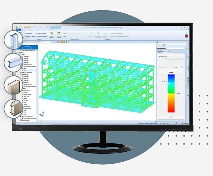 Buenas prácticas para el diseño estructural en edificios | ACCA software