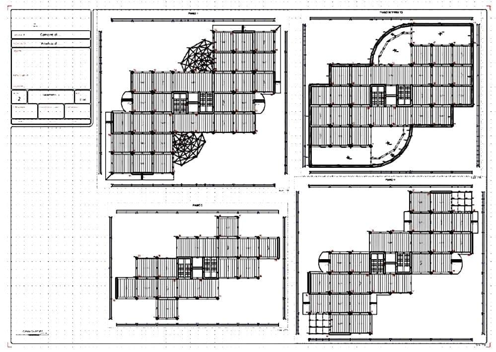 Ejecutivos estructurales - Diseño estructural  | ACCA software
