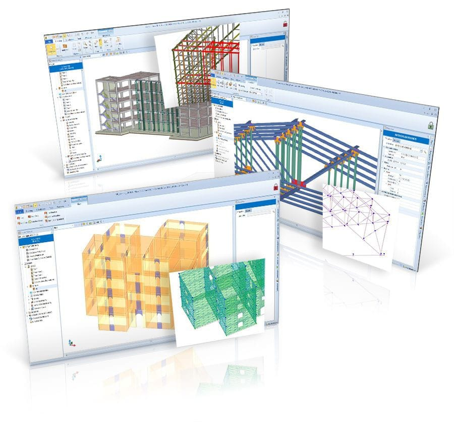 Structural engineering Software- EdiLus - ACCA Software