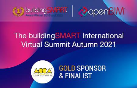 buildingSMART International Virtual Summit Autumn 2021 | ACCA software