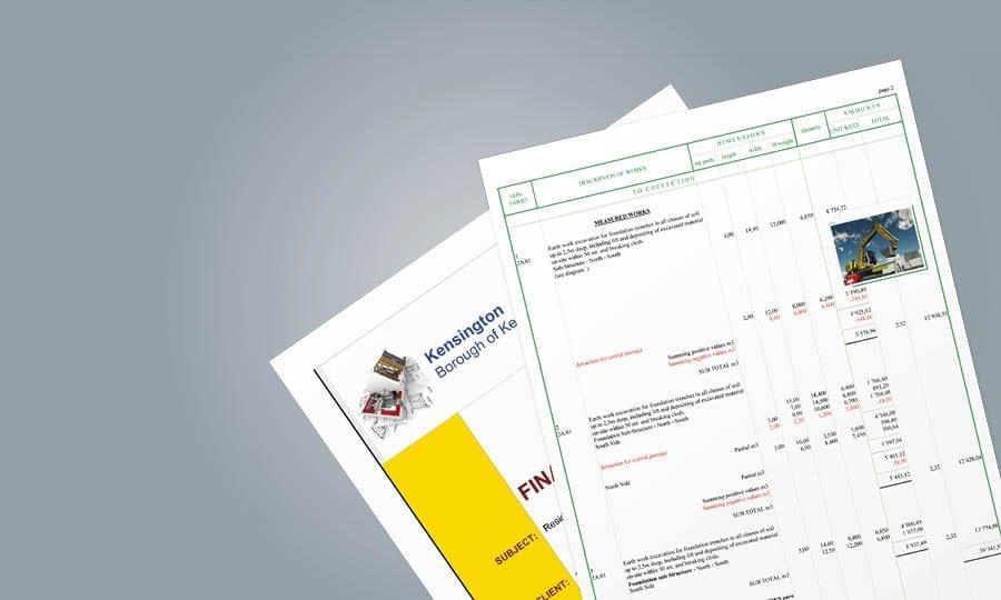Programas de mediciones y presupuesto | ACCA software