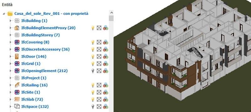 Visualizador IFC | PriMus IFC | ACCA software