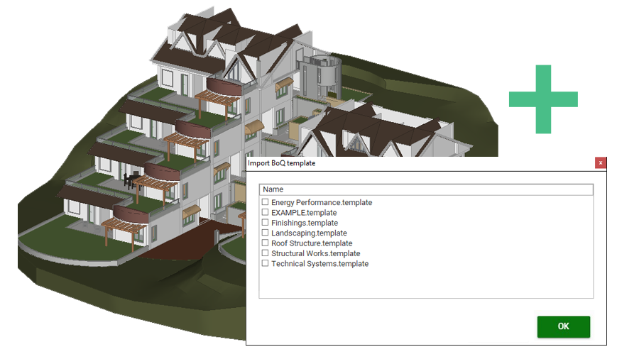 Crie modelos de orçamento | PriMus IFC | ACCA software