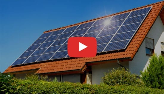 PV systems mounted on roof tops | Solarius PV | ACCA software