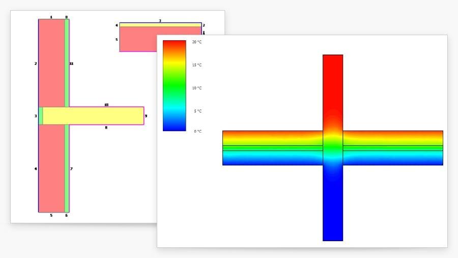 Calcul numérique avec solveur TheBriNA | TerMus BRIDGE | ACCA software