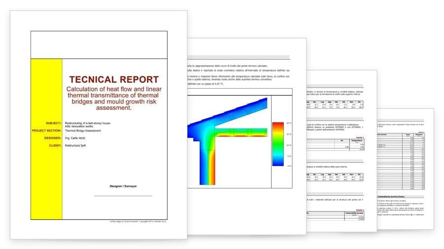 Rapport technique | TerMus BRIDGE | ACCA software