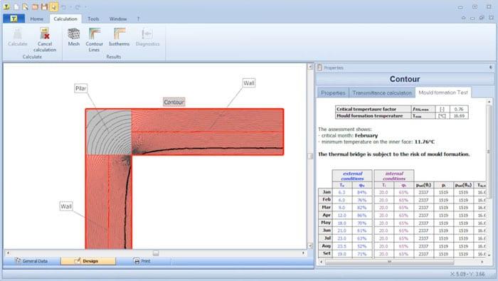 Vidéo Logiciel Calcul Ponts Thermiques | TerMus BRIDGE | ACCA software