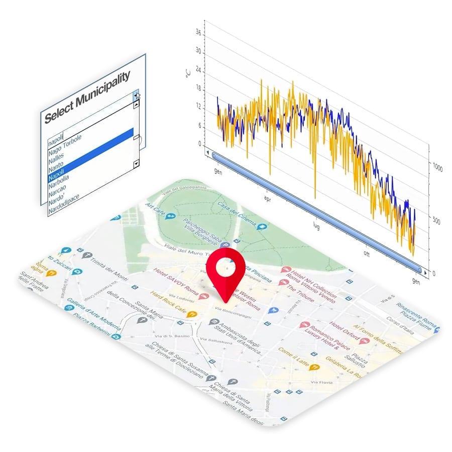 Thermische Eigenschaften und Energiebedarf eines Gebäudes | TerMus PLUS | ACCA software
