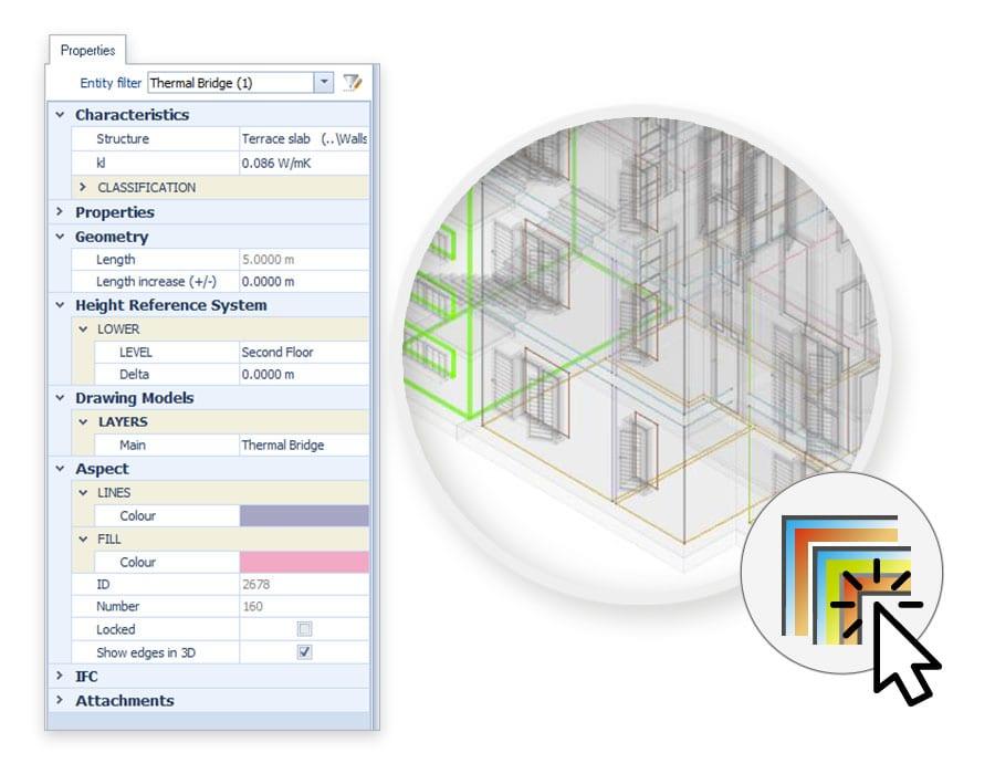 Numerische Berechnung von Wärmebrücken mit TheBriNA-Solver | TerMus PLUS | ACCA software