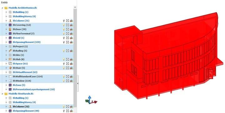 Filter und Objekte | usBIM.clash | ACCA software