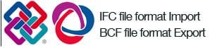 Sie importieren und exportieren IFC-BCF-Dateien | usBIM.clash | ACCA software