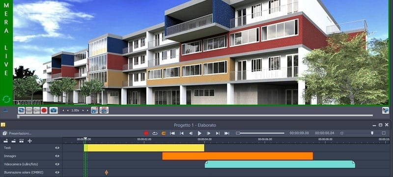 Realistic videos of the IFC model | usBIM.editor | ACCA Software
