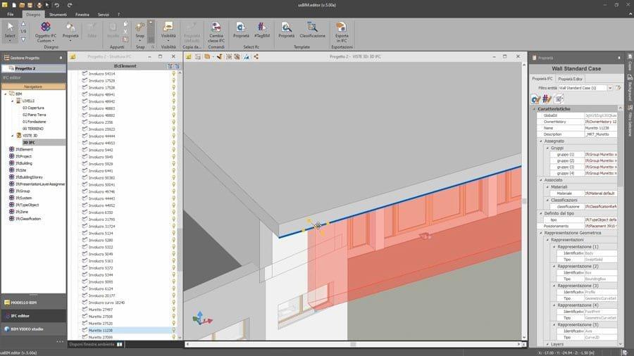 Video Advanced IFC-Editor | usBIM.editor | ACCA software