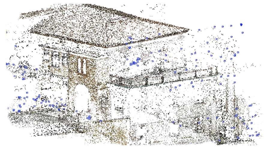 Point clouds | usBIM.pointcloud | ACCA software
