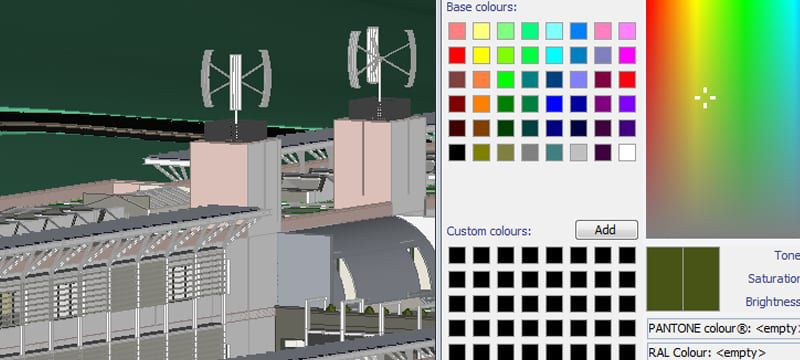 IFC model download | usBIM.viewer+ | ACCA software