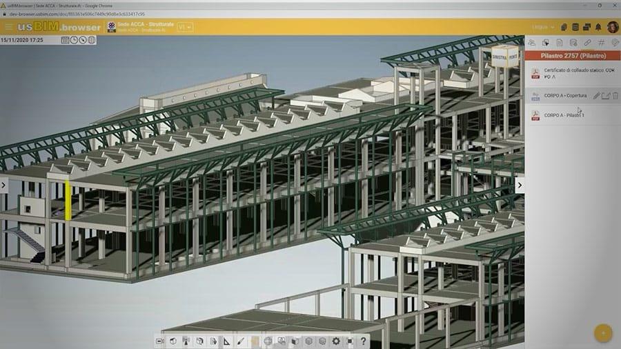 Vidéo Système de Gestion BIM | usBIM | ACCA software