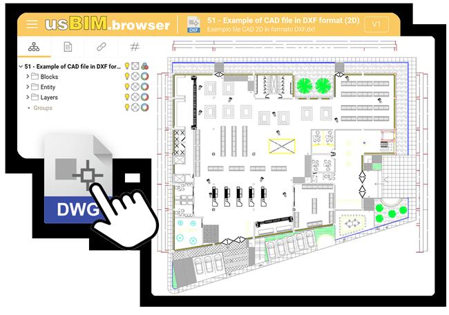 DWG reader online | ACCA software