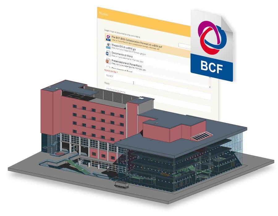 Coordonner le projet BIM avec les fichiers BCF | usBIM.bcf | ACCA software