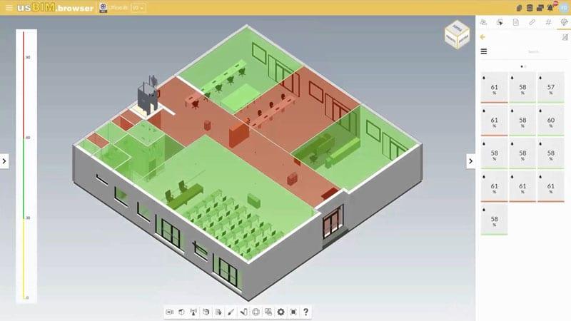 usBIM.IoT | ACCA software