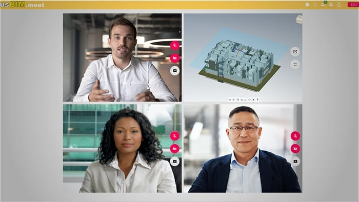 Chat and discussion groups | usBIM.meet | ACCA software